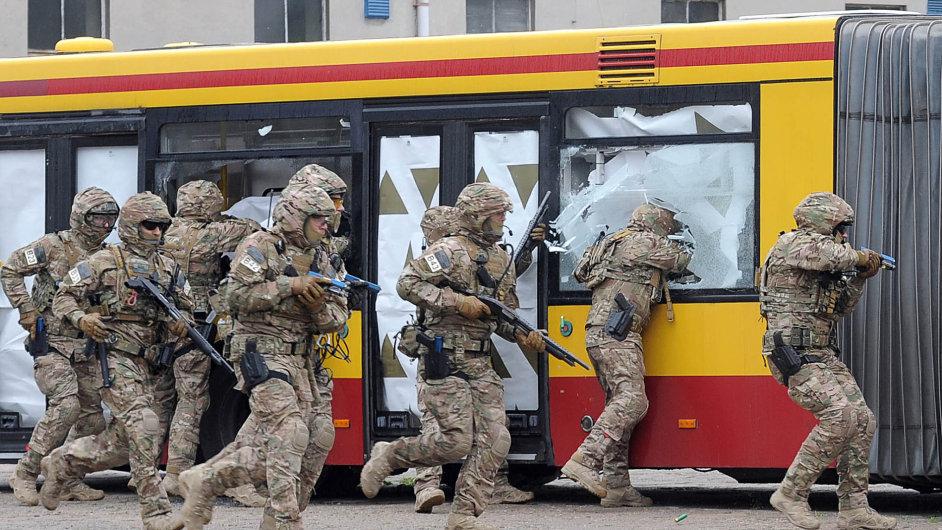 25 tisíc spojeneckých vojáků se zúčastní největšího vojenského cvičení v Polsku od roku 1989.