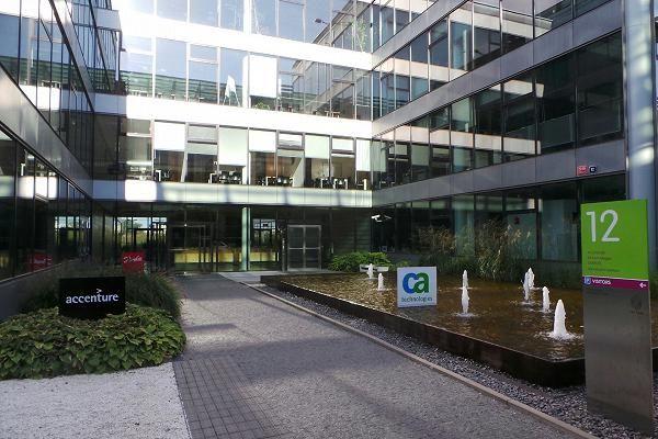 Pražské technologické centrum CA Technologies