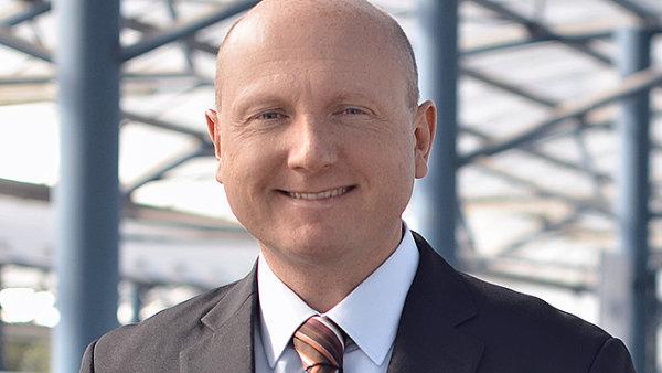 Martin Arendarčik, Group Automotive Operations Director AAA AUTO
