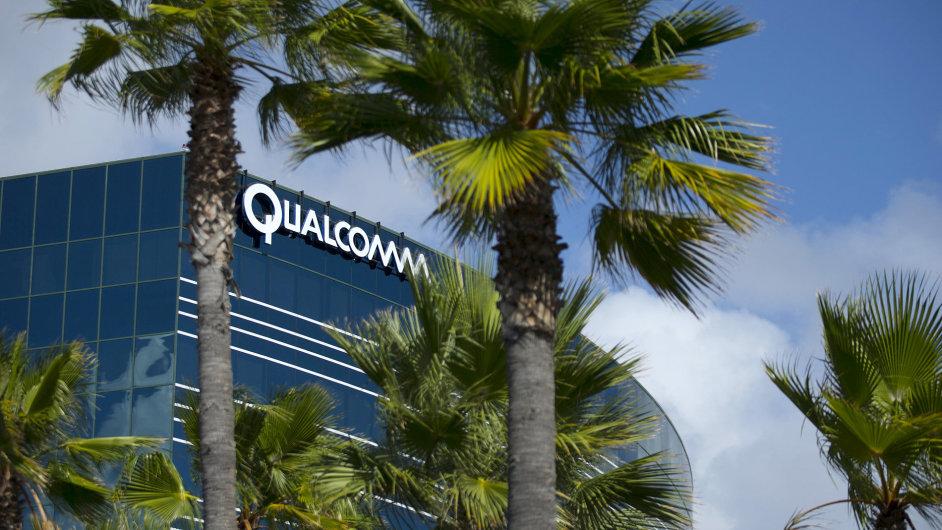Největší výrobce mobilních čipů Qualcomm