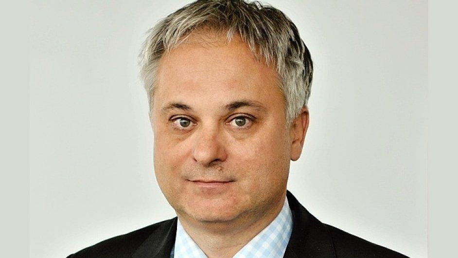 Boris Čuchran, člen představenstva finanční skupiny Wüstenrot