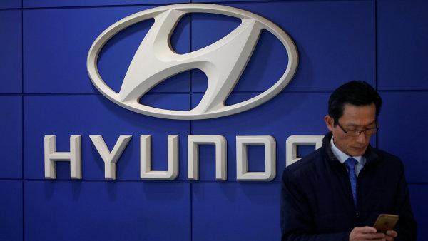 Hyundai je největší automobilkou v Jižní Koreji.