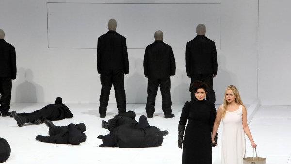 Redukovaná verze Srnkova Jižního pólu zazní letos v květnu a červnu v divadle v německém Darmstadtu.