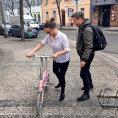 Pracovní oběd s šéfem ekolo.cz Jakubem Ditrichem: Ježdění na elektrokole není projev lenosti