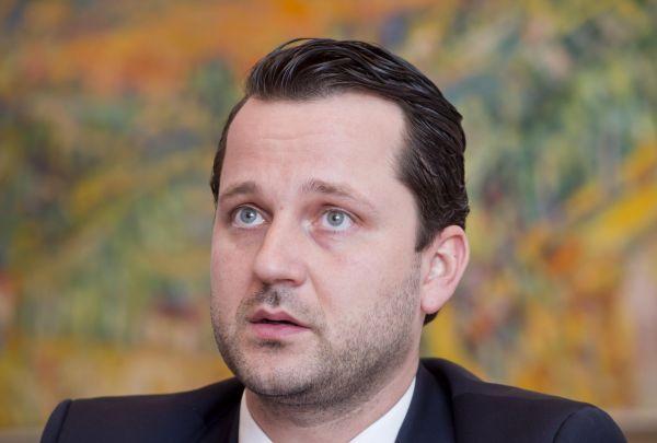 Generální ředitel Českých center Jan Závěšický (na snímku) nařídil opakovat konkurz na šéfa pobočky v Paříži.