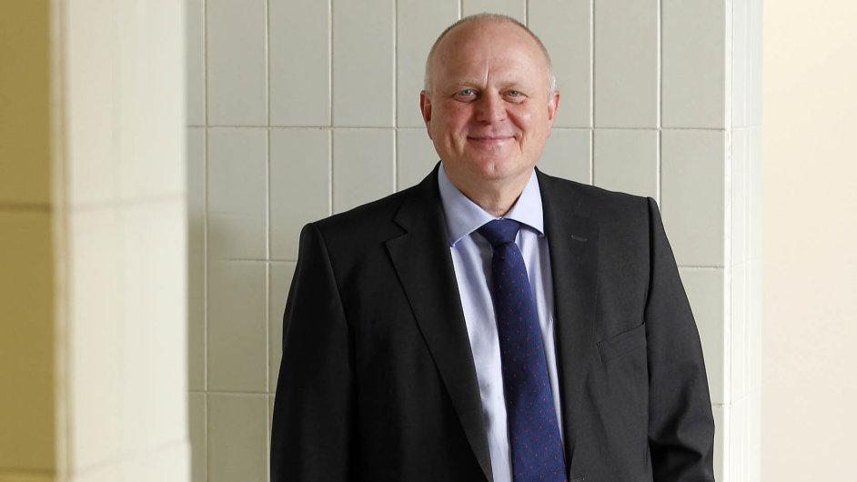 Ivan Oliva,šéf Nemocnice NaHomolce, která oZemana pečuje.