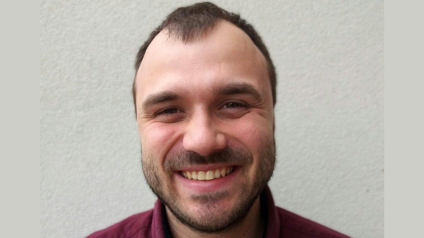 Miroslav Slunečko, provozní ředitel internetové přepravní služby Zaslat.cz