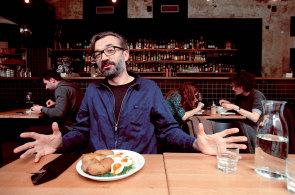 Spolumajitel Aerofilms Ivo Andrle: Pojistkou pro kina jsou lidé, kteří chtějí pít a jíst