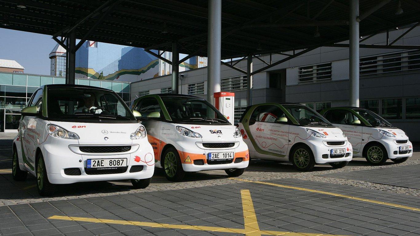 Elektromobily Smart