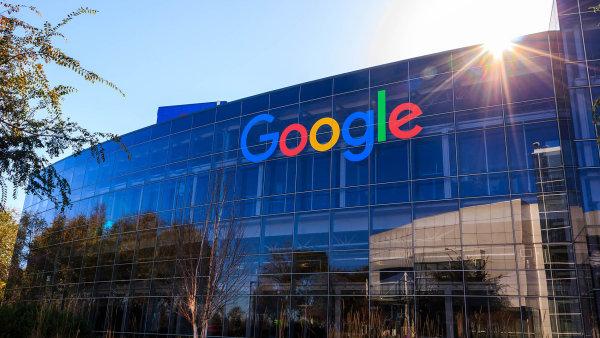 Google oslavil dvacet let své existence.