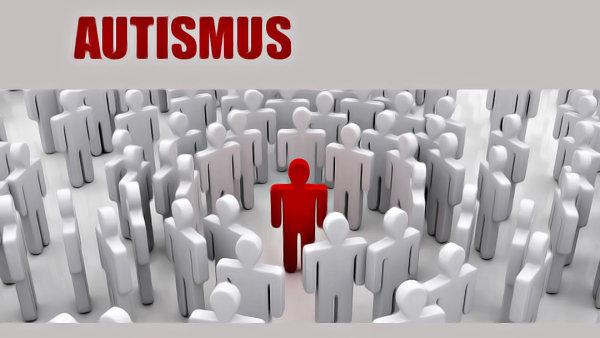 Autismus, Aspergerův syndrom, ilustrace