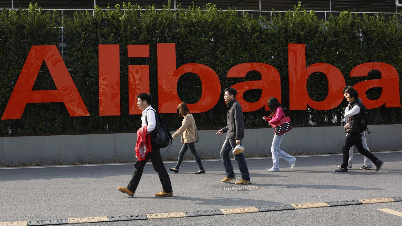 Alibaba Group Holding se snaží lobbovat, aby zůstal mimo americkou černou listinu firem prodávajících padělané zboží - Ilustrační foto.