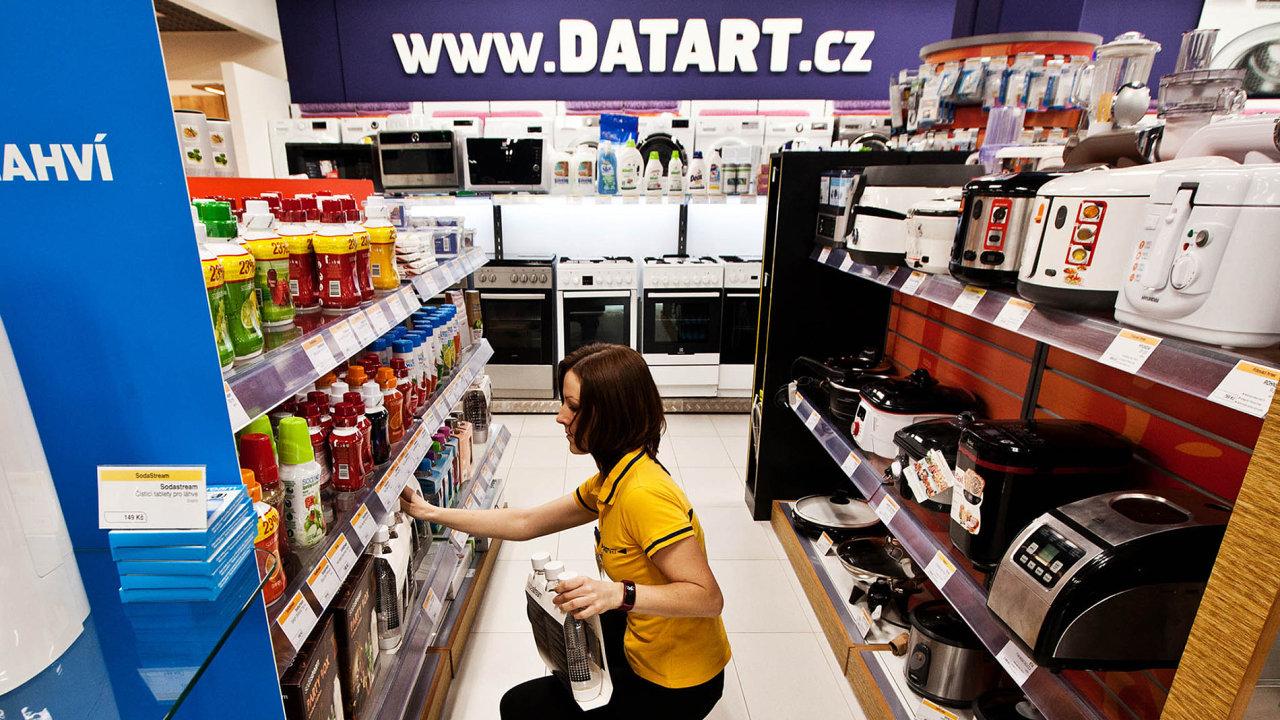 Spojení prodejce elektra Datart se skupinou HP Tronic je jednou z posledních investic fondu Genesis Private Equity III