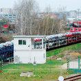 Automobilový segment je jedním ze segmentů, kde železniční přepravy narůstají.