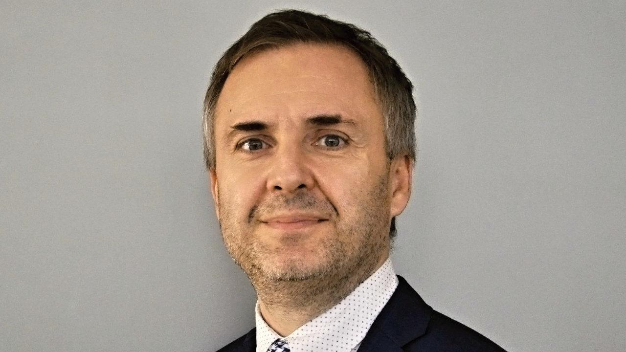 Richard Vegera, ředitel týmu Ferrari ve společnosti Scuderia Praha