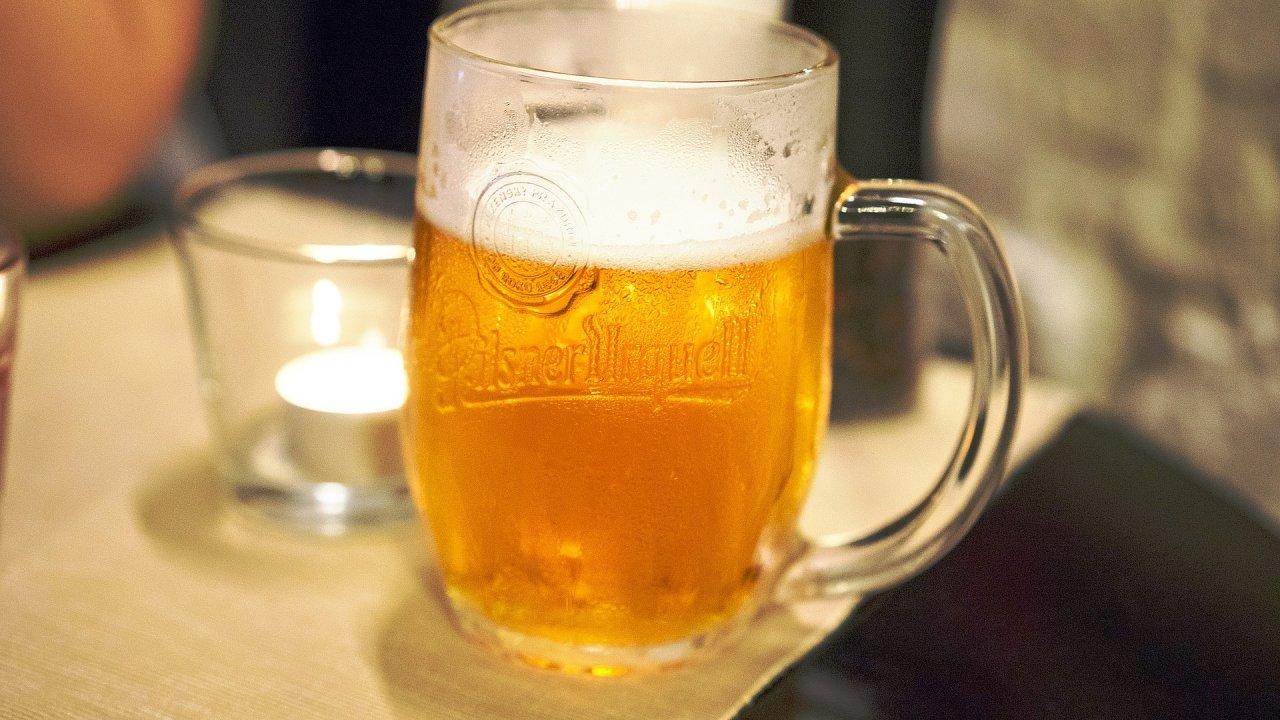 Pivovar Pilsner Urquell svěřil svoji kybernetickou bezpečnost Kaspersky Lab, ilustrační foto