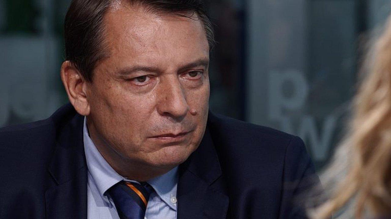 Jiří Paroubek, bývalý premiér a předseda sociálních demokratů.