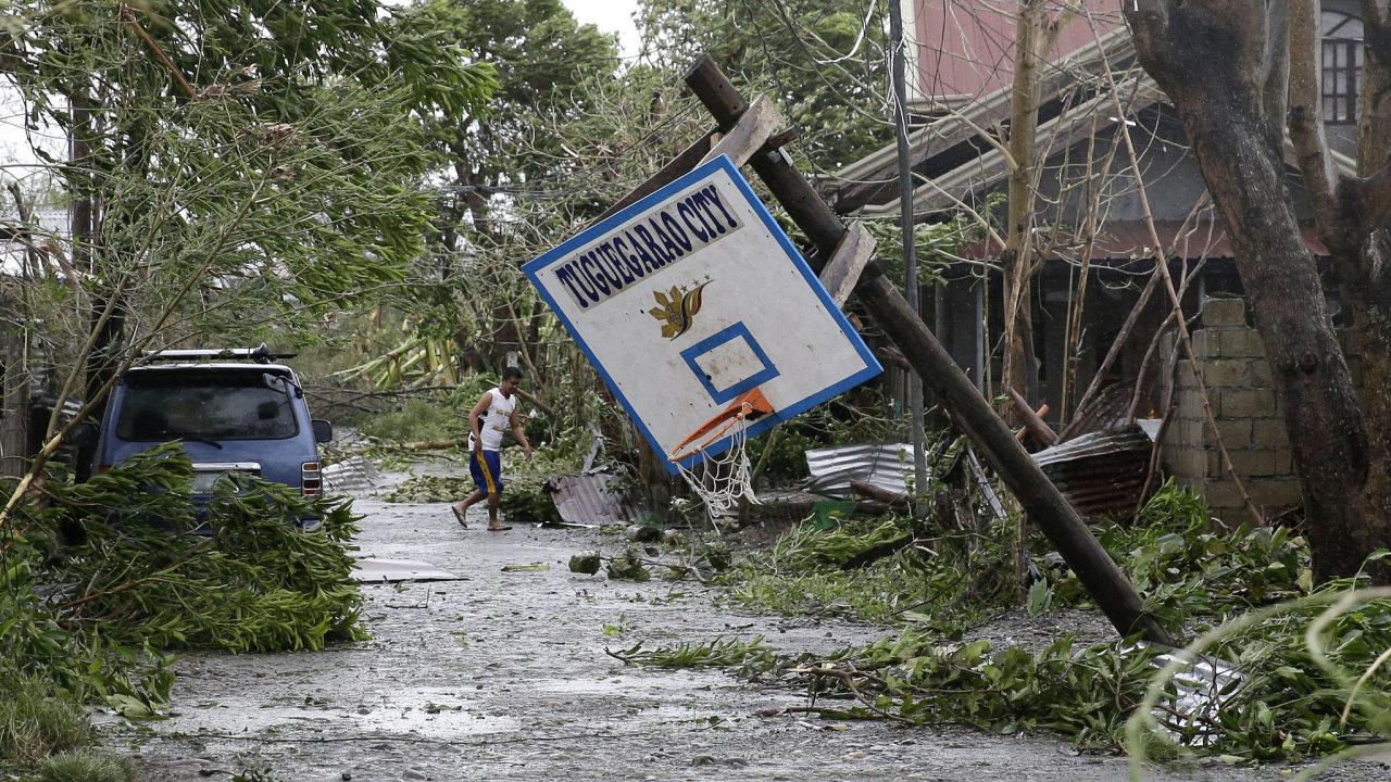 tajfun Mangkhut; Filipíny
