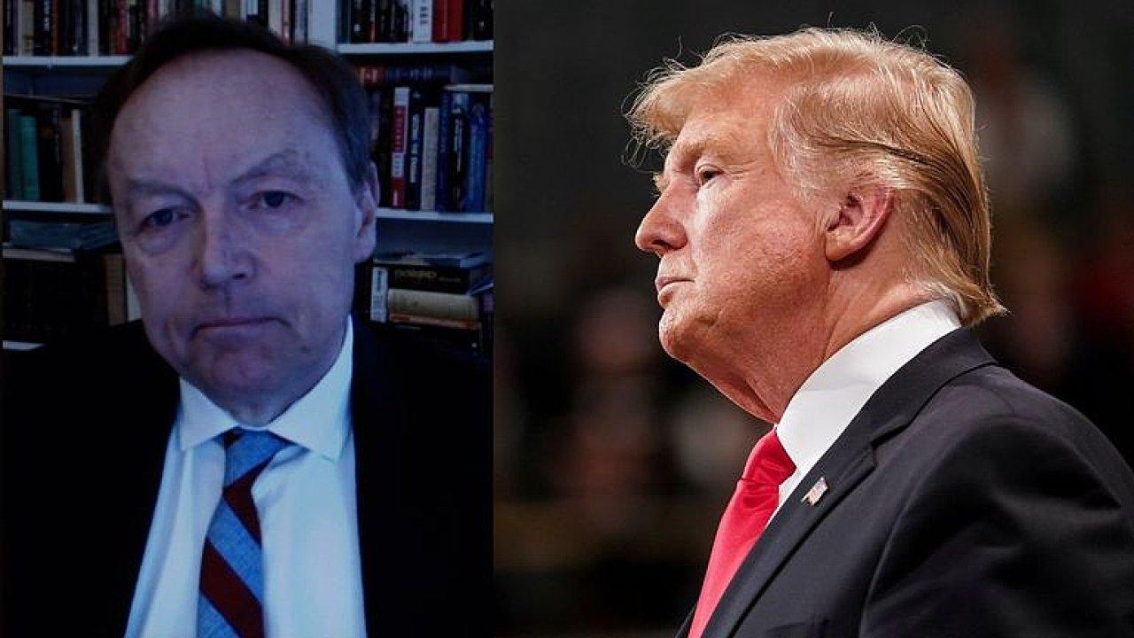Trumpova zeď rozdělila USA. Nejvíce se prezidenta děsí sami republikáni, říká Lukeš