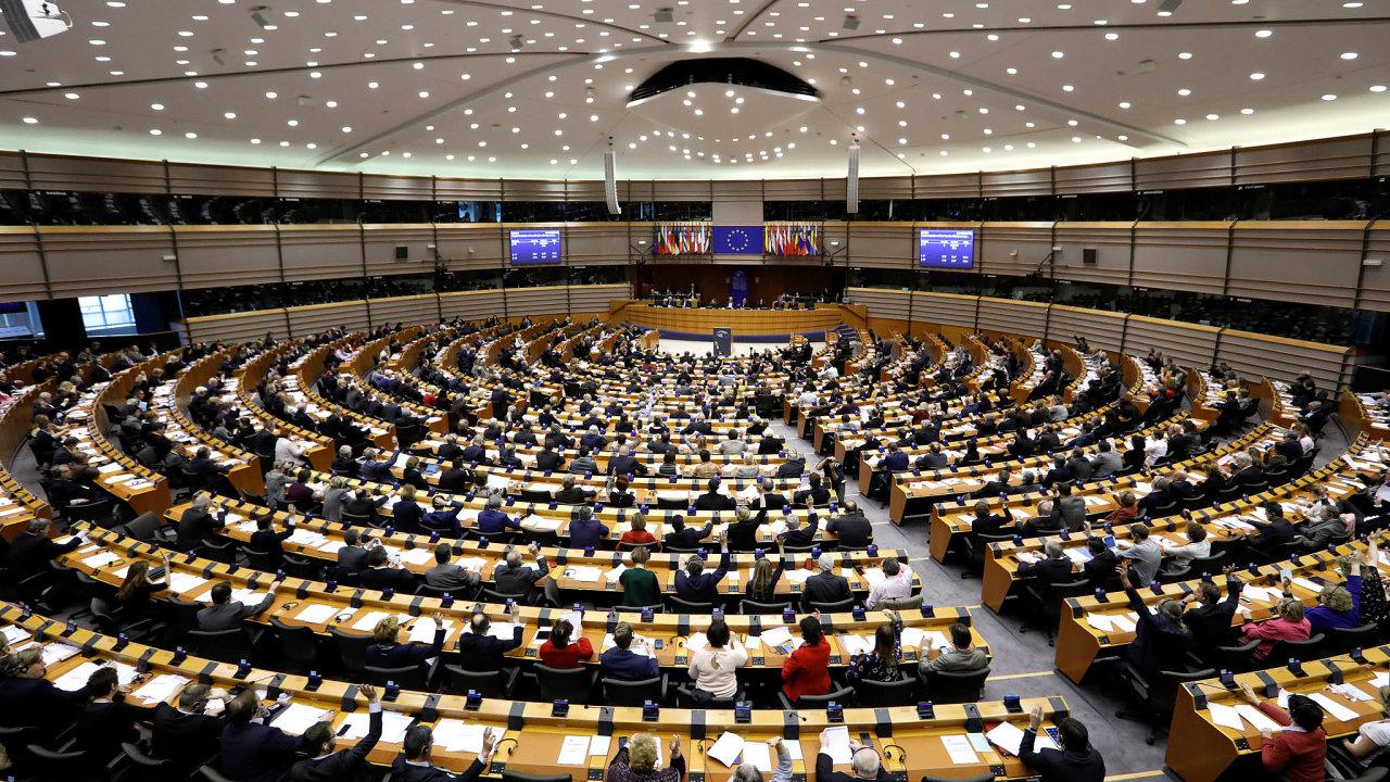 Evropský parlament je jedním ze sedmi vrcholných orgánů Evropské unie.