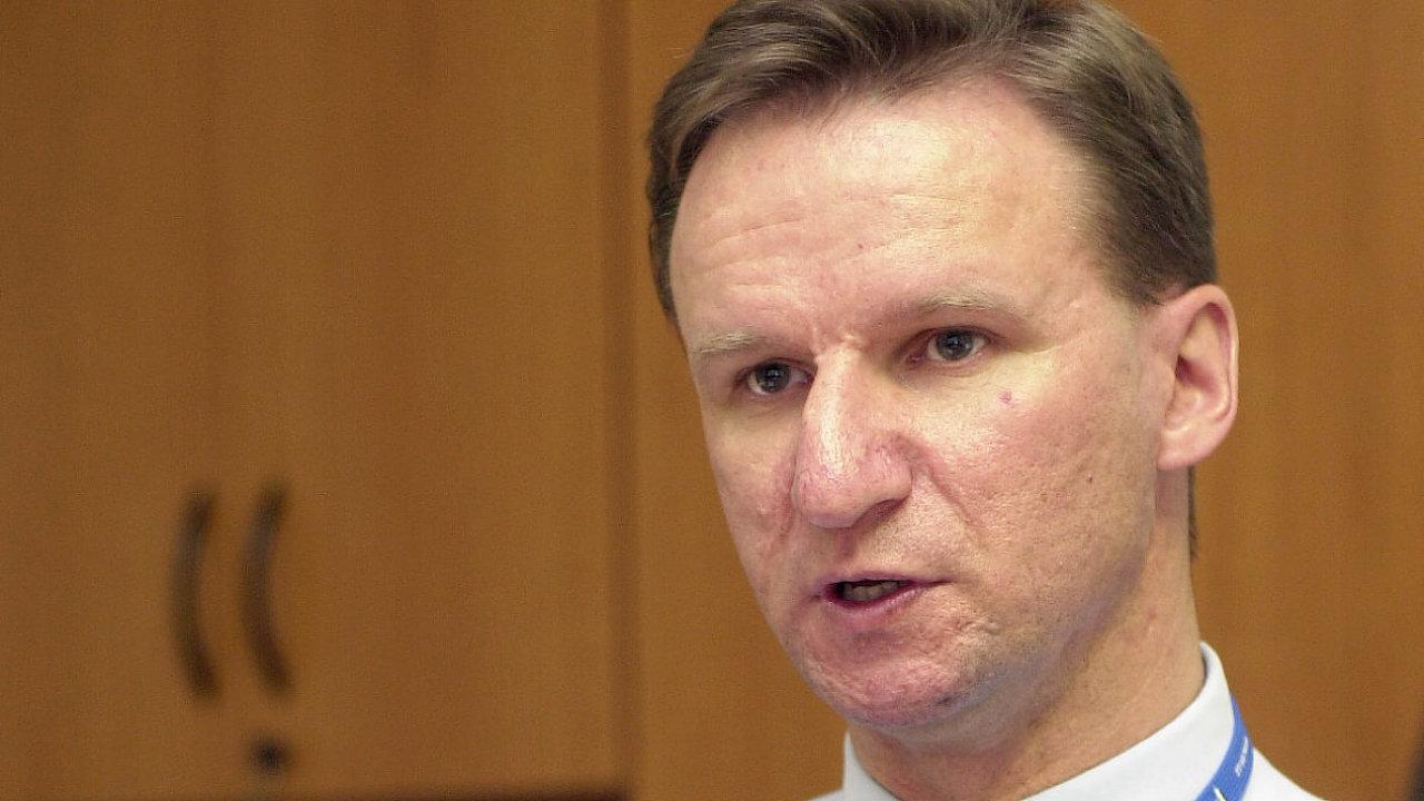 Michal Heřman se má stát novým finančním ředitelem DPP.