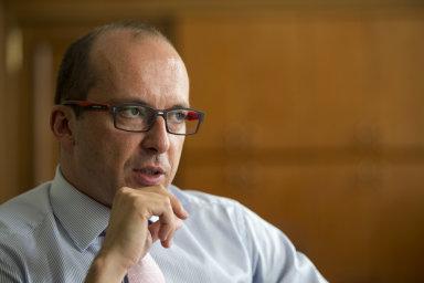 Předseda Svazu měst a obcí a starosta jihomoravského Kyjova František Lukl.