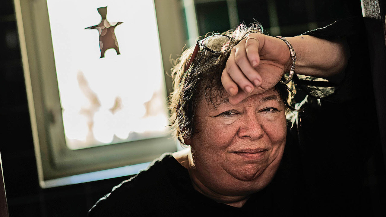 Fotografka a umělkyně Libuše Jarcovjáková