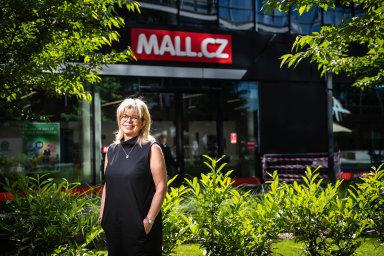 Jitka Dvořáková má na starosti směřování Mall Group v zahraničí, zejména ve Slovinsku a v Chorvatsku.