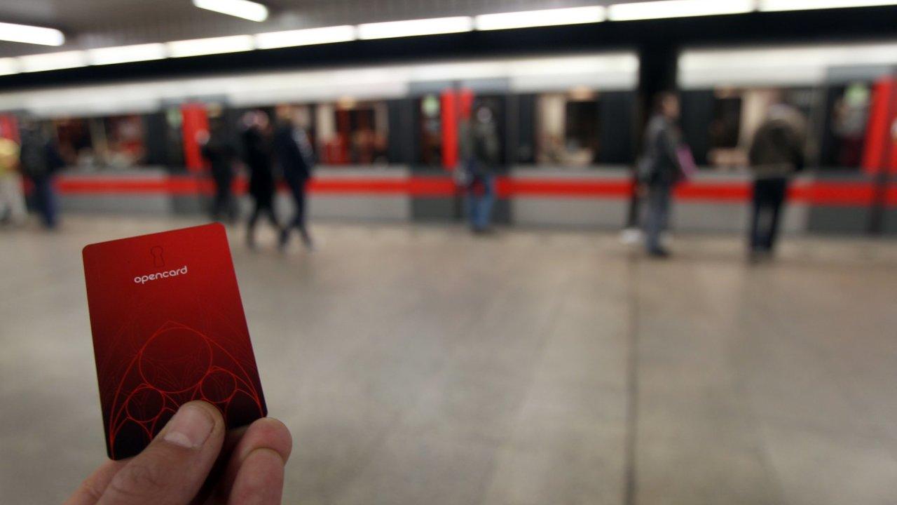 Opencard - Ilustrační foto.