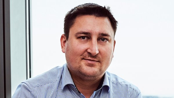 David Zeman, Sales Manager pro Infor Eastern Europe