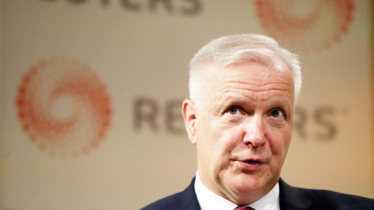 Evropští centrální bankéřichystají podle člena Rady guvernérů ECB Olliho Rehna odzáří opatření napodporu evropské ekonomiky.
