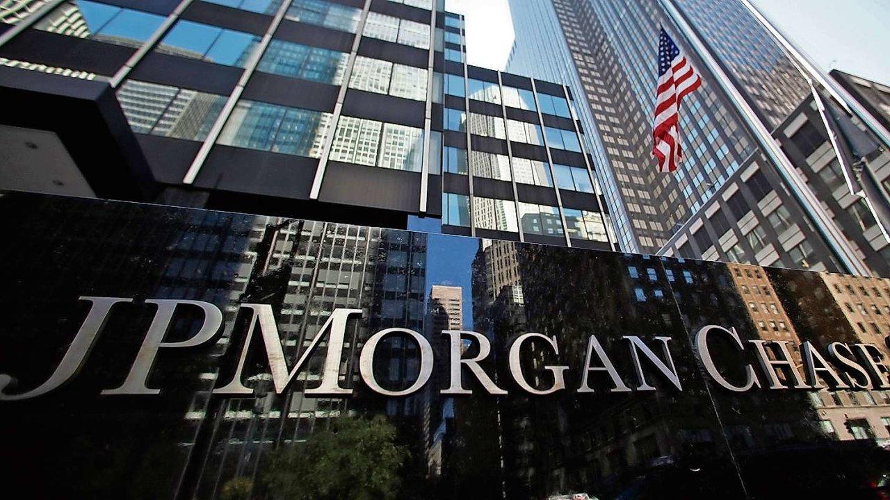 Newyorské sídlo banky JPMorgan Chase & Co.