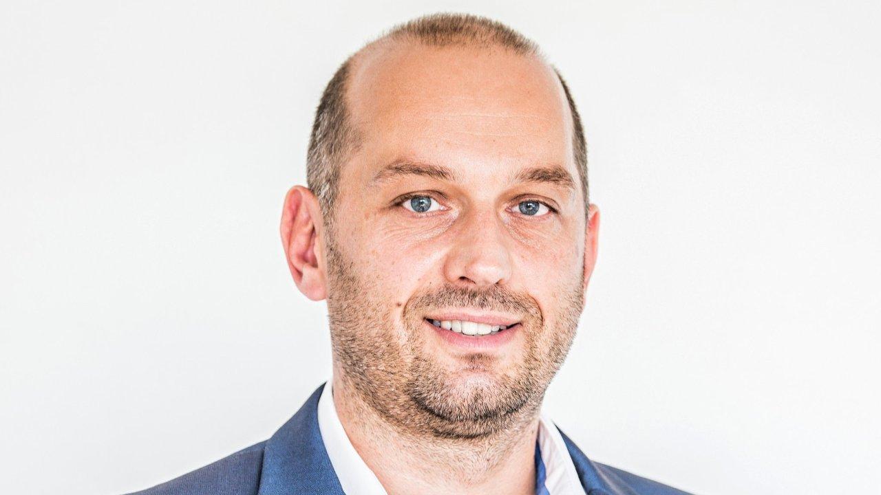 Květoslav Vilímek, finanční ředitel skupiny T.E