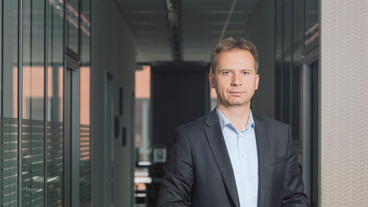 Marketingový ředitel nadnárodní společnosti Groupe SEB Roman Vilkus