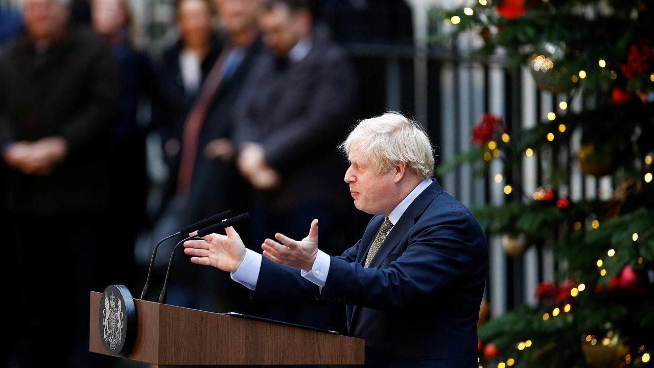 Klíčovým bodem vládnutí Borise Johnsona bude vyjednávání se státy EU otom, jaké vztahy spolu oba celky budou mít poté, co Británie zunie vystoupí.