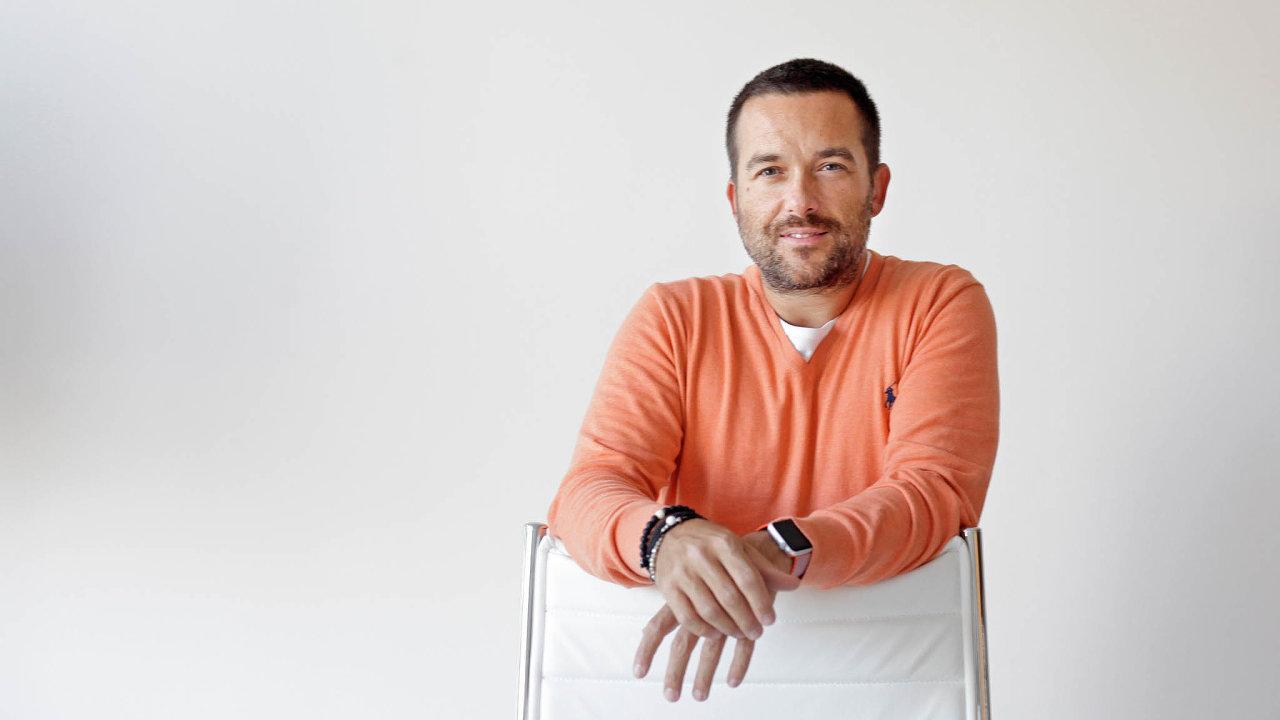 """""""Línější start-upy mají teď daleko více možností, jak sehnat penízerychleji asnáz, nicméně to nejsou ty, pokterých serozhlížíme my,"""" míní Ondřej Bartoš zCredo Ventures."""