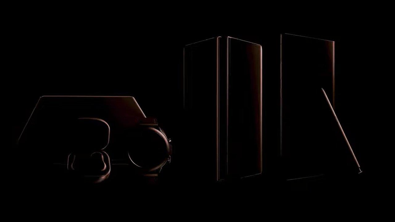Samsung se chystá překvapit pětici nových zařízení, jejich obrysy už sám ukázal světu