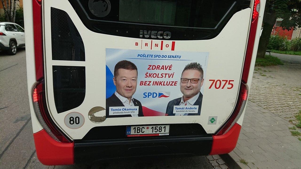 SPD autobus