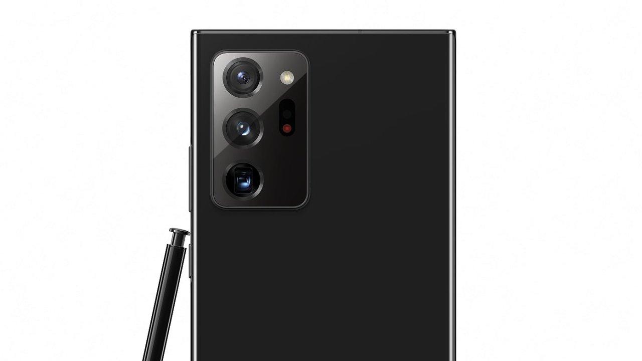 Galaxy Note 20 Ultra je obří a drahý, ale v praxi obstojí