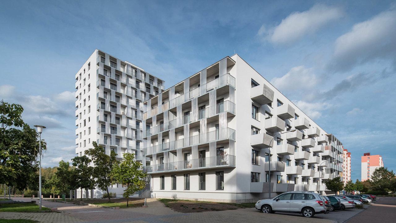 Bytový dům v Plzni naSylvánu