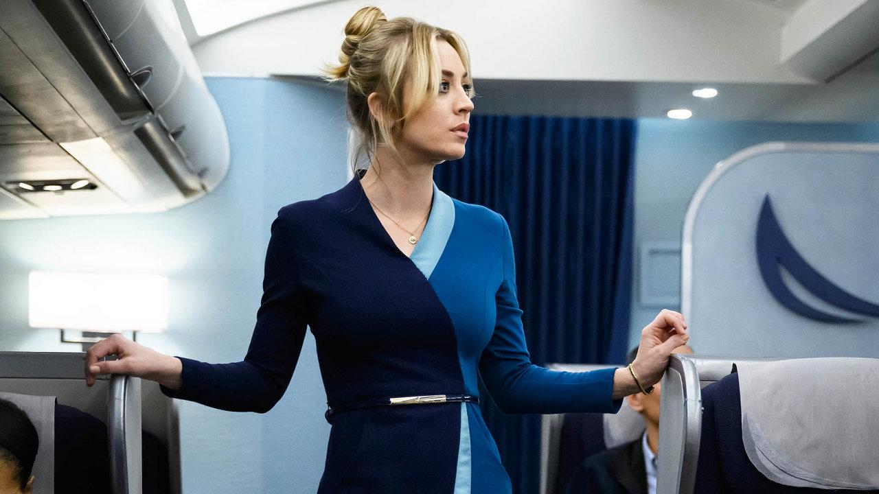 Letuška (The Flight Attendant, USA 2020), naHBO GO od26.11.
