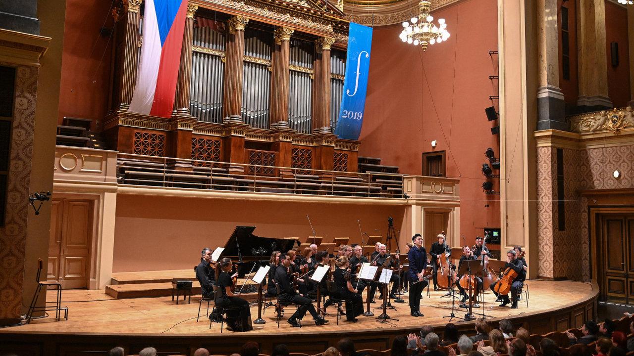 VMezinárodní hudební soutěži Pražské jaro tentokrát dojde na pianisty a smyčcová kvarteta.
