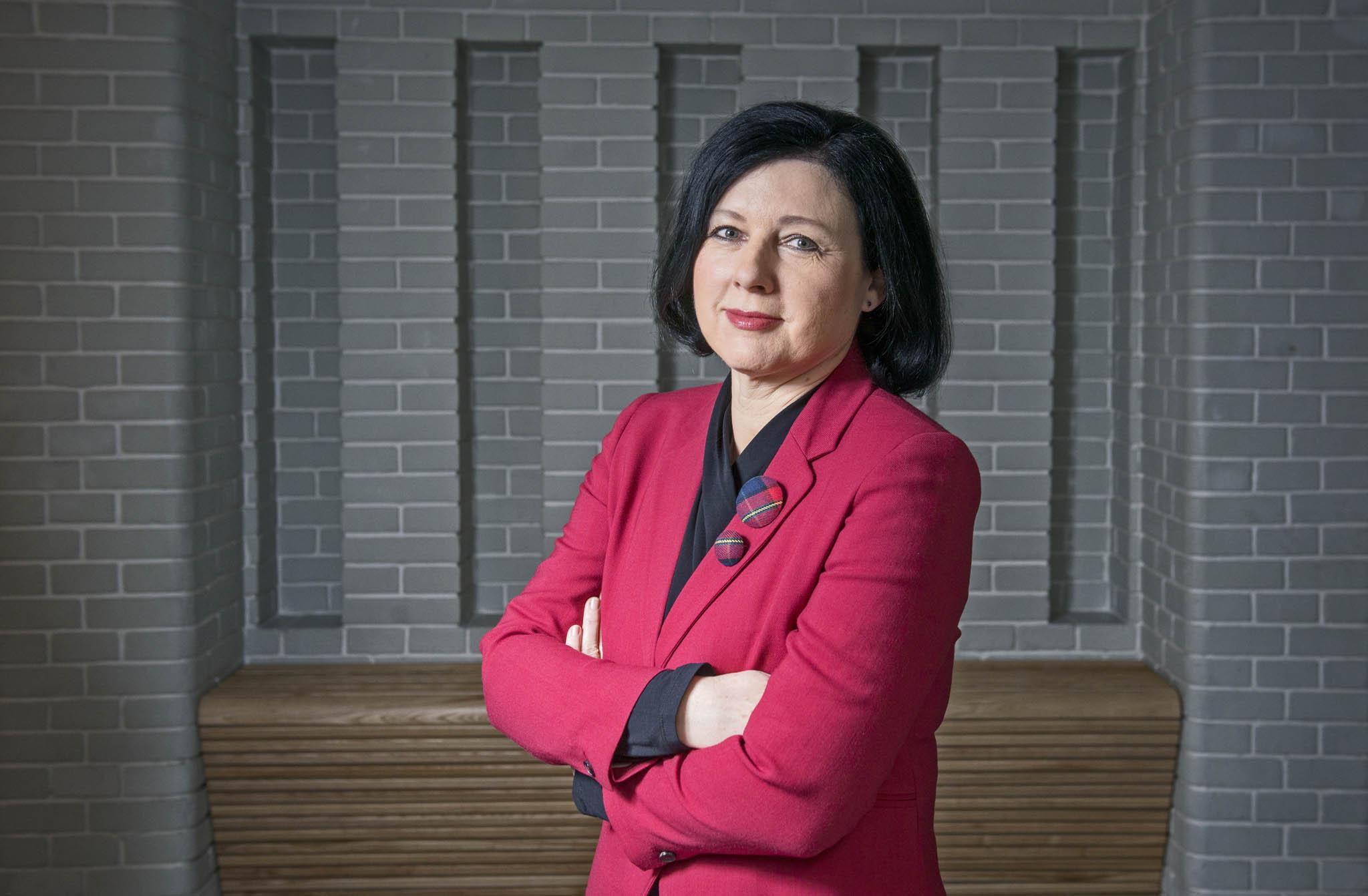 Věra Jourová,místopředsedkyně Evropské komise