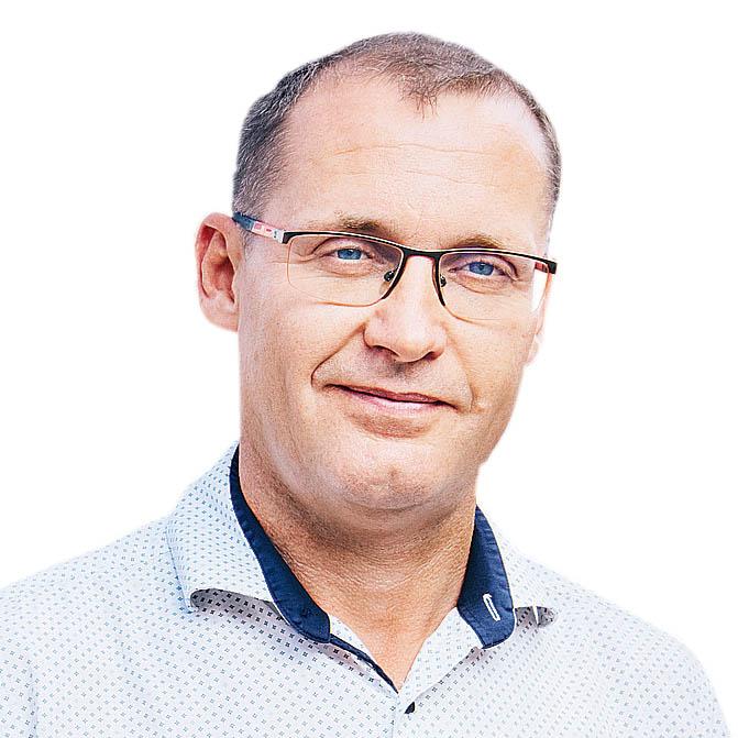 Jiří Kolář, majitel Rhea Holding