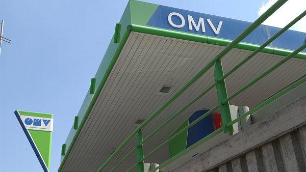 Benzina kupuje v Česku 68 pump sítě OMV.