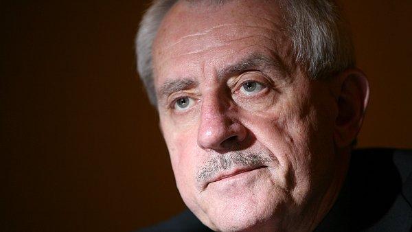 Ministr Leoš Heger
