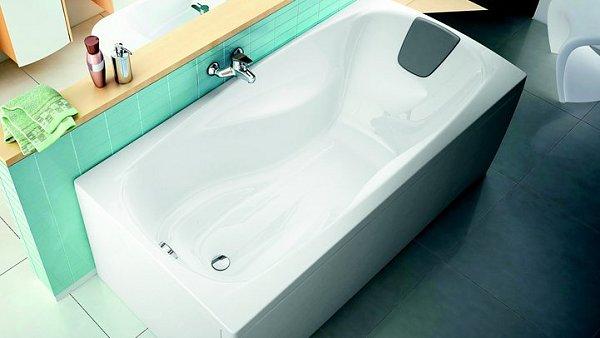 Údajně nejpohodlnější vana na světě - You od firmy Ravak - zaujala i dubajského šejka.