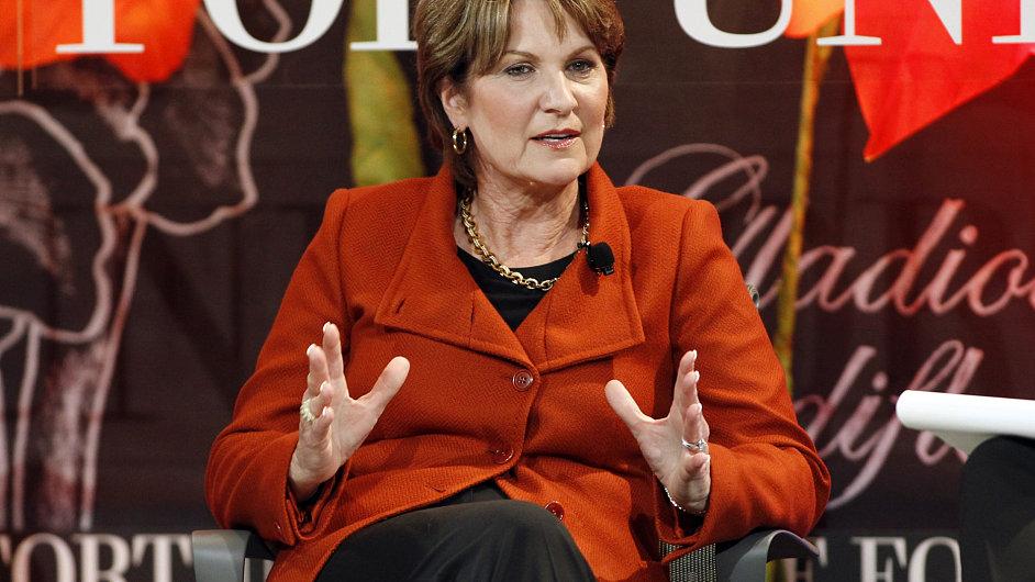 Marillyn Hewsonová, nová ředitelka Lockheed Martin