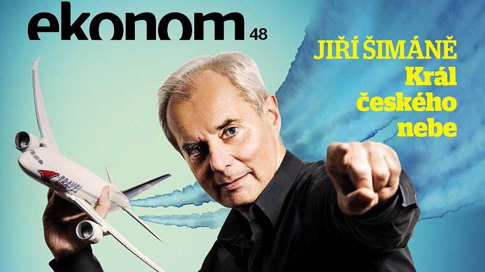 Týdeník Ekonom - č. 48/2012