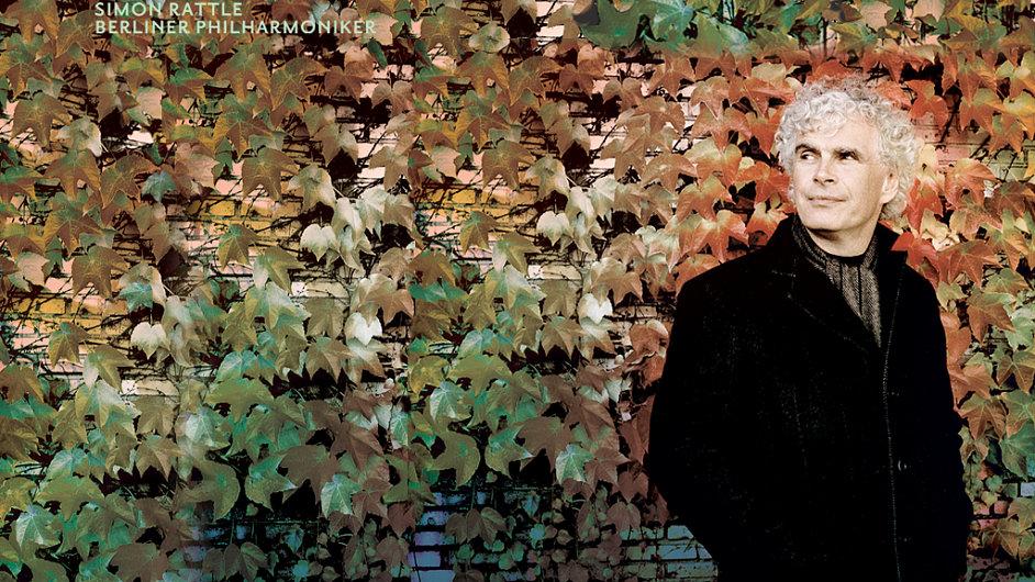 Záštitu nad Rokem české hudby převzal dirigent sir Simon Rattle.